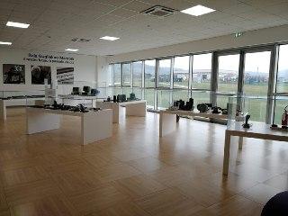 museo piano terra-prospettiva
