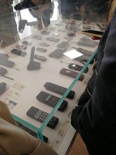 telefoni museo piano terra